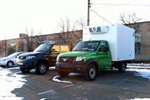 Специалисты раскритиковали конструкцию нового грузовика УАЗ, фото 2