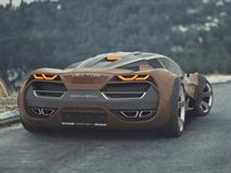 Производители Австрии и Крыма создадут спорткар, фото 2
