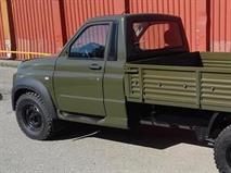 УАЗ создал новый грузовик для армии