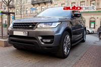 Land Rover Range Rover Sport Supercharged 3.0 4WD