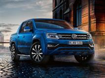 В РФ появился Volkswagen Amarok с дизельным V6