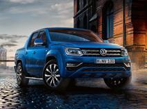 В РФ появился Volkswagen Amarok с дизельным V6, фото 1