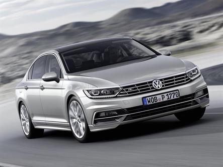 VW Passat подешевел на 200 тысяч рублей