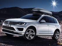 В Калуге остановили сборку Volkswagen Touareg