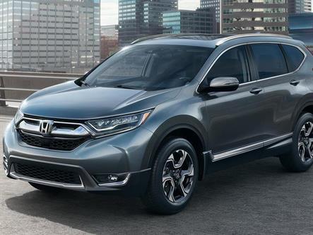 Honda CR-V подорожал на полмиллиона рублей