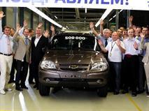 В Тольятти прекратился выпуск Chevrolet Niva