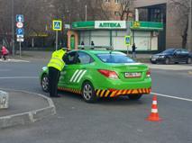 В Москве появилась новая служба для борьбы с пробками