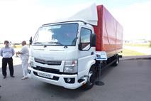 КамАЗ запатентовал маленький грузовик с кабиной Mitsubishi, фото 3