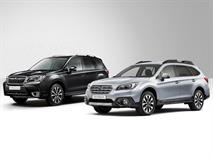 Subaru снизила цены на прошлогодние автомобили