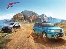В России подешевели две модели Suzuki