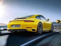 В России на Porsche 911 нашли бракованную подушку безопасности