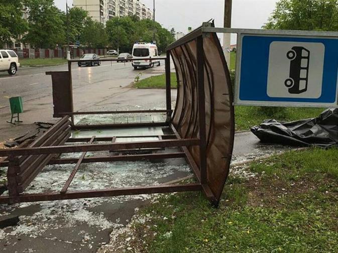 Москвичей попросили отказаться от автомобилей из-за новой бури, фото 5