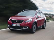 Обновленный Peugeot 2008 добрался до России, фото 1