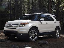 В РФ из-за появления трещин отзывают Ford Explorer, фото 1