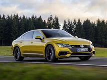 Volkswagen Arteon приедет в Россию с двумя бензиновыми моторами