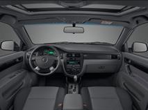 Узбекский клон Chevrolet Lacetti получил новый интерьер