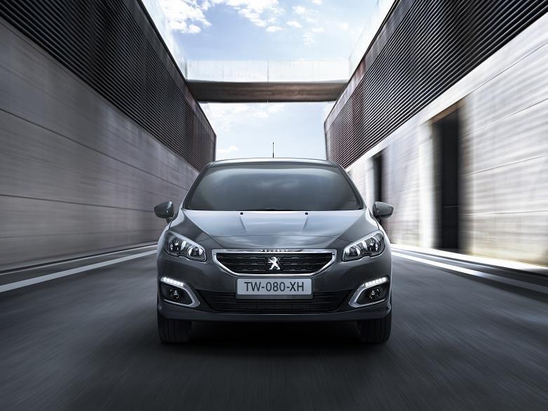 Автомобильные новинки  Peugeot раскрыл комплектации и цены ... 9684b7afa8f1e