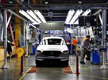 В России начали выпускать новый Mazda CX-5