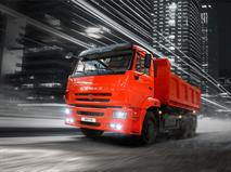 Грузовики стали реже нарушать правила «грузового каркаса» в Москве