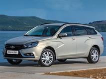 АвтоВАЗ раскрыл дизайн универсала Lada Vesta