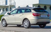 АвтоВАЗ раскрыл дизайн универсала Lada Vesta, фото 2