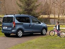 Renault привезет в Россию «каблучок» Dokker, фото 2