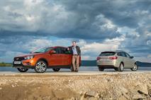 Универсалы Lada Vesta начали отправлять дилерам