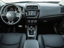 Раскрыты подробности о рестайлинговом Mitsubishi ASX для России