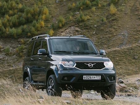 УАЗ отзывает 70 000 авто для проверки тормозной системы