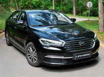 Lifan привез в РФ конкурента Toyota Camry