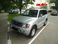 Mitsubishi Montero 3.5 4WD