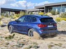 BMW назвала рублевые цены нового X3