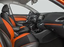 АвтоВАЗ показал интерьер вседорожной Lada Vesta Cross, фото 3