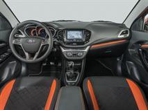 АвтоВАЗ показал интерьер вседорожной Lada Vesta Cross, фото 2