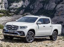 В линейке Mercedes-Benz появился пикап