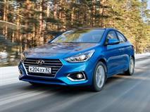Hyundai провел краш-тест «Соляриса» с человеком внутри
