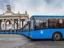 Москва откажется от автобусов с ДВС через три года