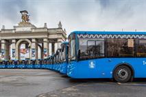 Москва откажется от автобусов с ДВС через три года, фото 1