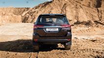 Новая рамная Toyota появится в РФ в октябре
