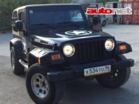 Jeep WranglerII 2.4