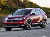 Самый доступный Honda CR-V добрался до России