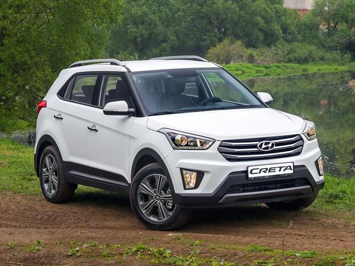 Кредит на Hyundai Creta стали давать без первого взноса