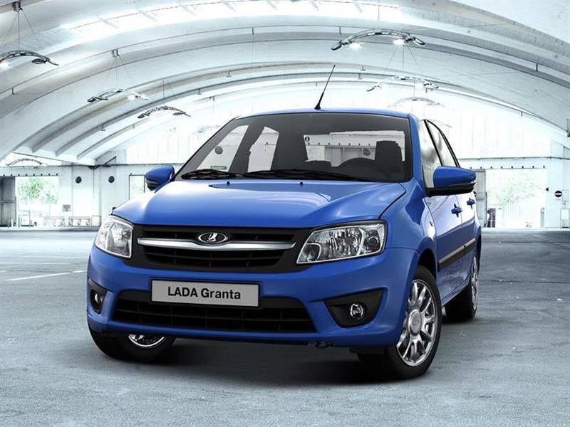 Лада Vesta CNG втечении месяца отработает столичным такси