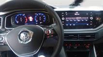 Новый седан VW Polo попался на фото, фото 3