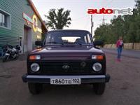 Lada (ВАЗ) 2329 4WD