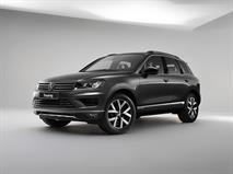 Volkswagen предложил россиянам особо черный Touareg