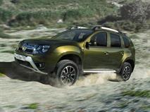 Renault создал для России бронированный Duster