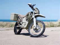 Электрический мотоцикл ИЖ доработали для спецназа, фото 1