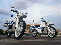 Электрический мотоцикл ИЖ доработали для спецназа, фото 2