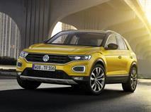 VW представил новый компактный кроссовер